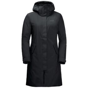 Jack Wolfskin Cold Bay Coat Women, phantom